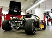 Crashed Edo Competition Ferrari Enzo FXX Evoluzione being prepared for track comeback - image 432350