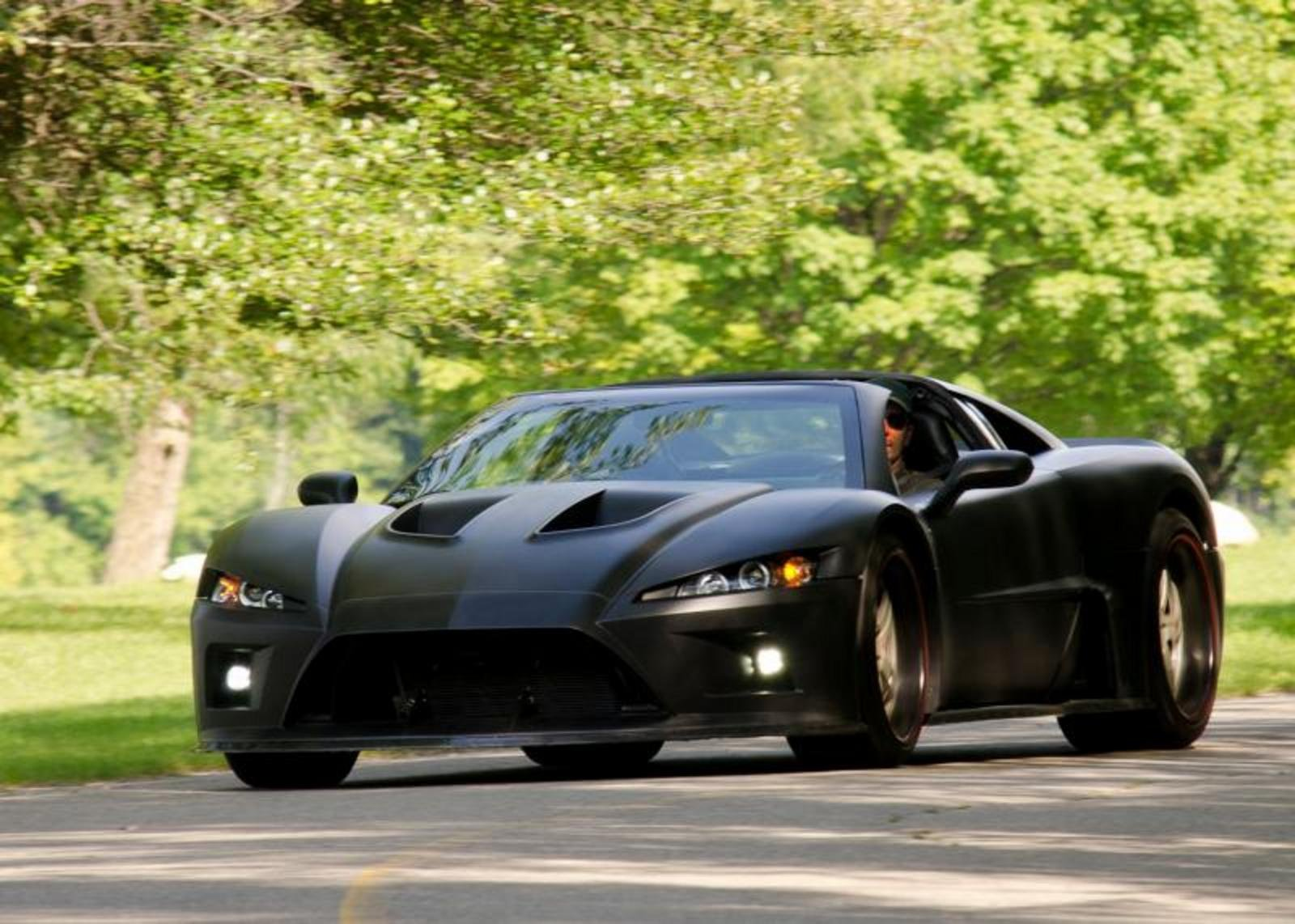Police Cars For Sale >> 2012 Mach7 Motorsports Falcon F7 Review - Top Speed