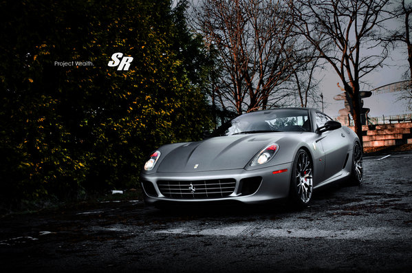 Ferrari 599 GTB Wraith by SR Auto Group