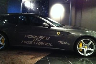Ferrari FF with E85 conversion can deliver 875 HP