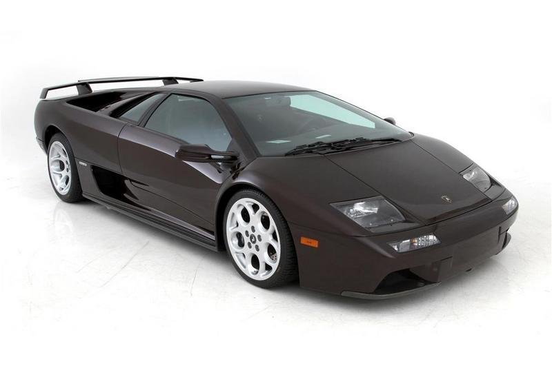 Last Lamborghini Diablo put on auction