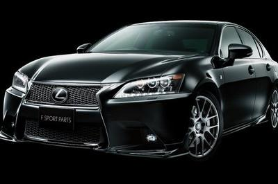 2012 Lexus GS by TRD