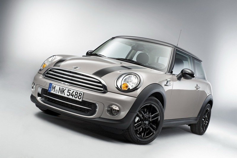 2012 MINI Cooper Baker Street Special Edition