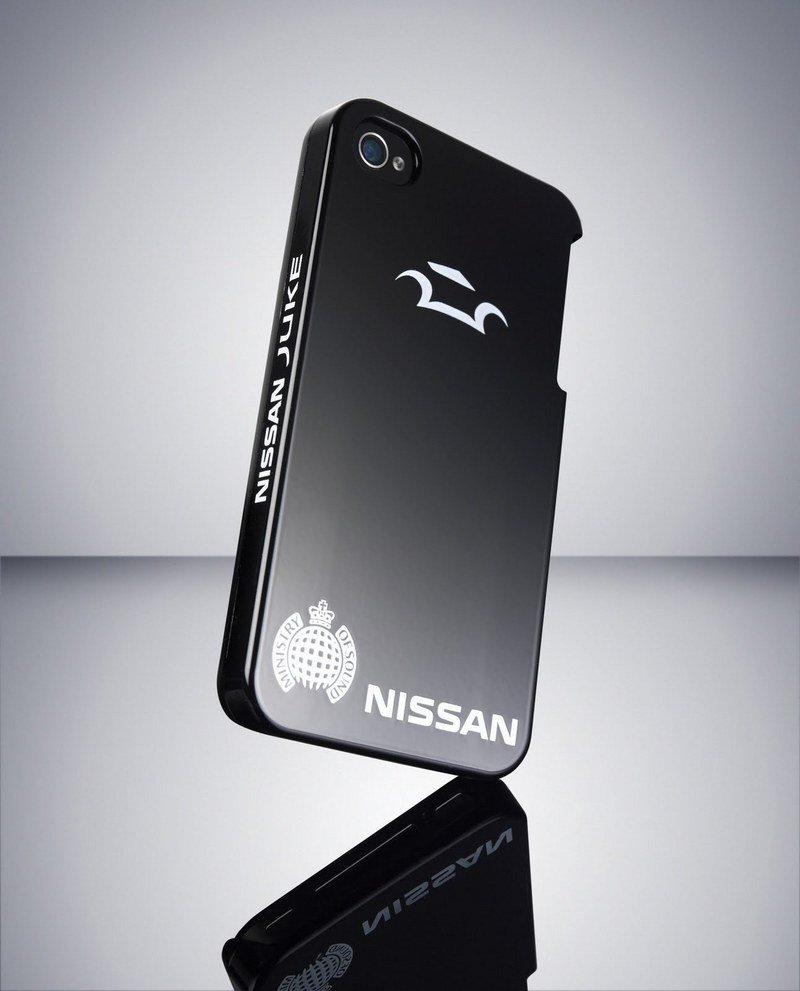 "Nissan introduces ""self-healing"" iPhone case"
