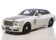 Rolls-Royce Phantom Coupe Drophead by Wald International