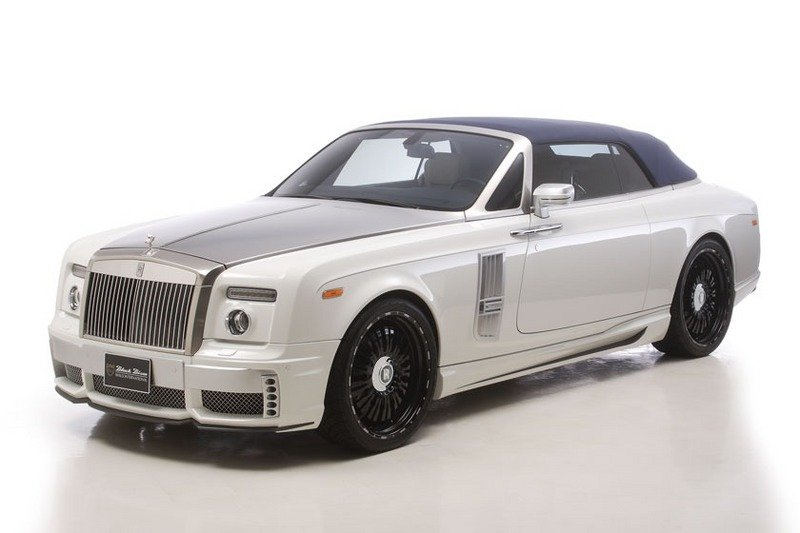 2011 Rolls-Royce Phantom Coupe Drophead by Wald International