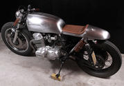 Honda CB750F SS The Natural by The Tarantulas