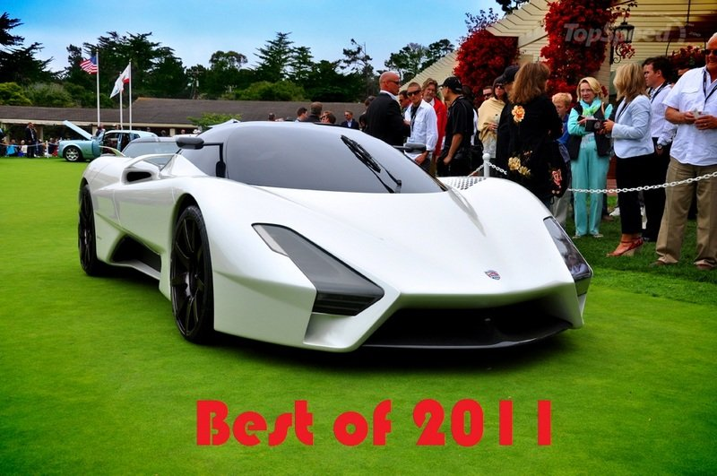 TopSpeed's Best of 2011: Supercar of the Year