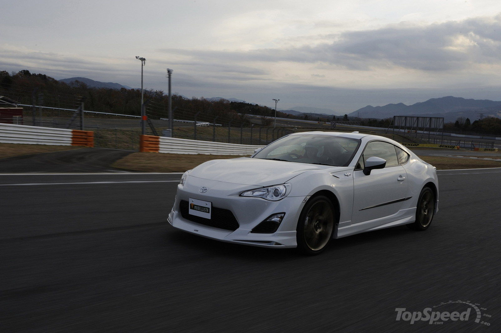 2012 toyota gt 86 by modellista review top speed. Black Bedroom Furniture Sets. Home Design Ideas