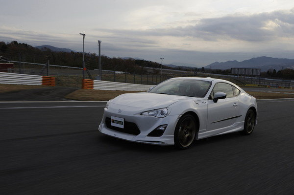 toyota gt 86 by modellista news tuning directory. Black Bedroom Furniture Sets. Home Design Ideas
