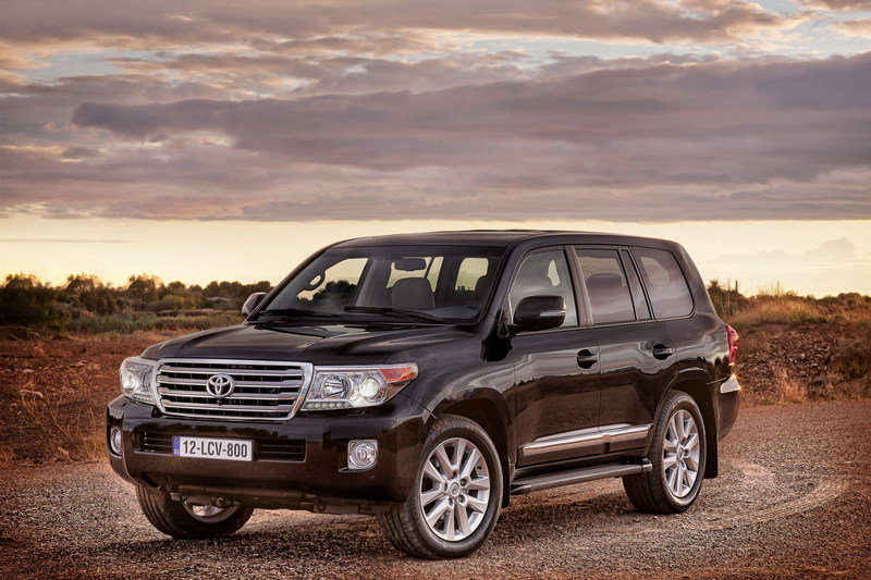 2013 Toyota Land Cruiser High Resolution Exterior Wallpaper quality - image 432828