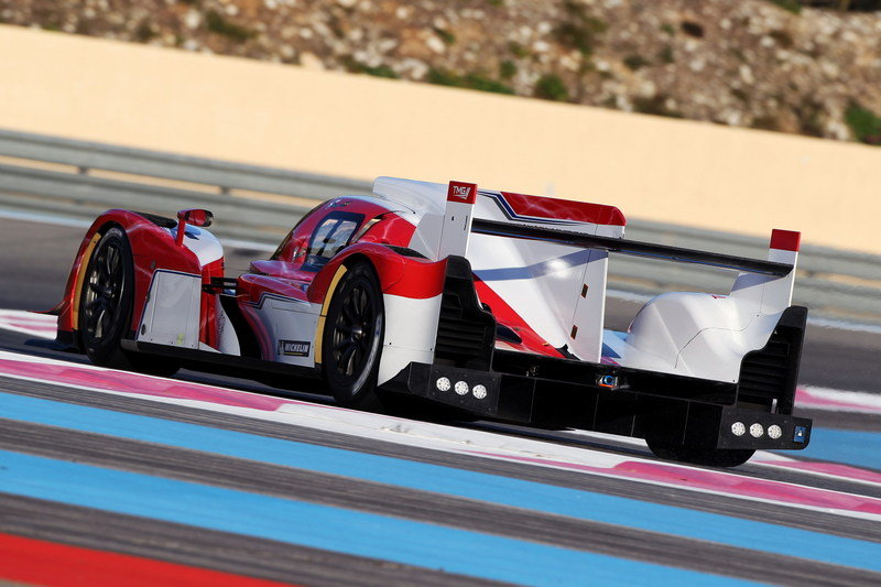 2012 Toyota Racing TS030 Hybrid High Resolution Exterior - image 435305