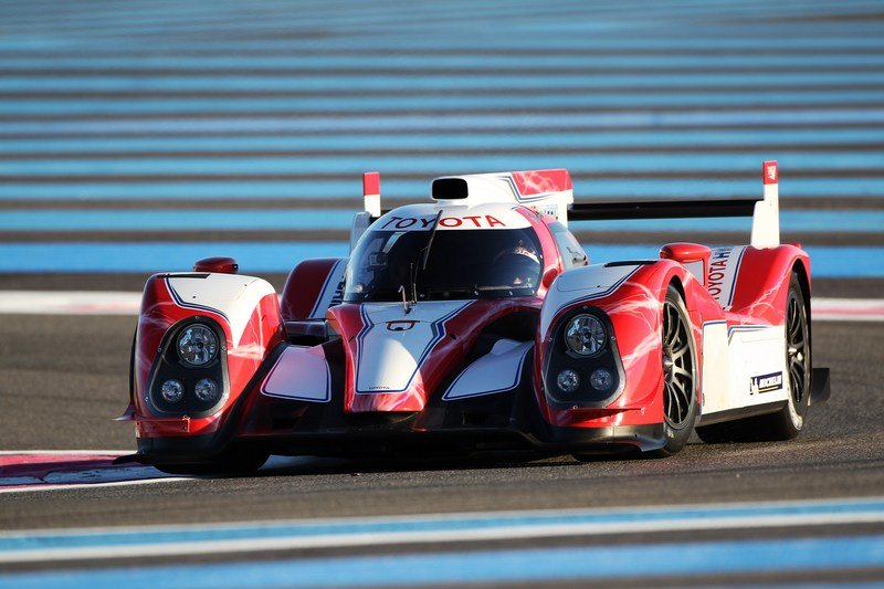 2012 Toyota Racing TS030 Hybrid High Resolution Exterior - image 435308