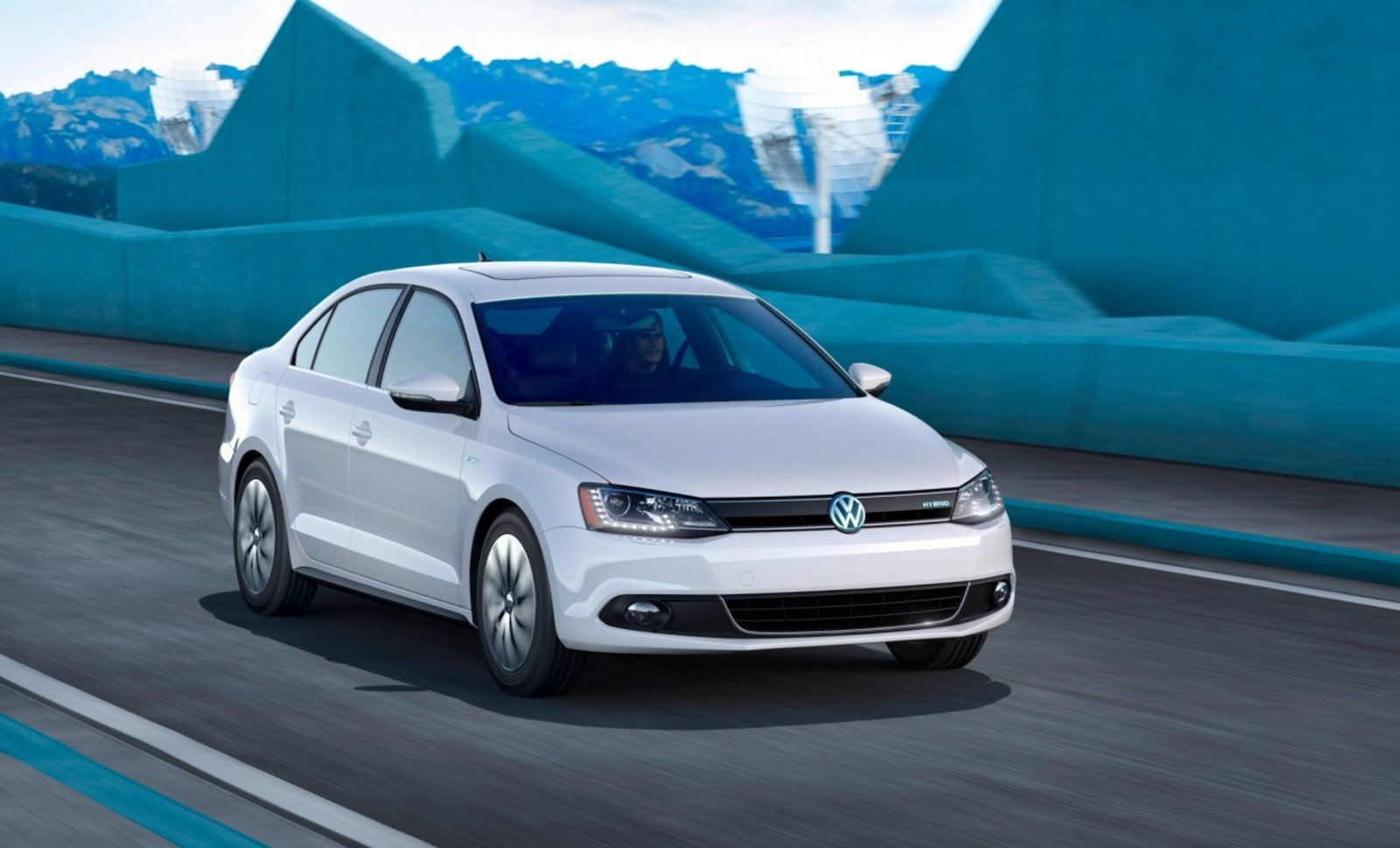 What Does Hyb Mean >> 2012 Volkswagen Jetta Hybrid Review - Top Speed