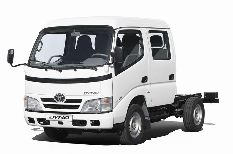2006 Toyota Dyna High Resolution Exterior - image 440099