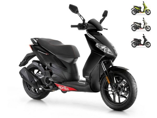 2012 2012 aprilia sportcity one 50 street motorcycle. Black Bedroom Furniture Sets. Home Design Ideas