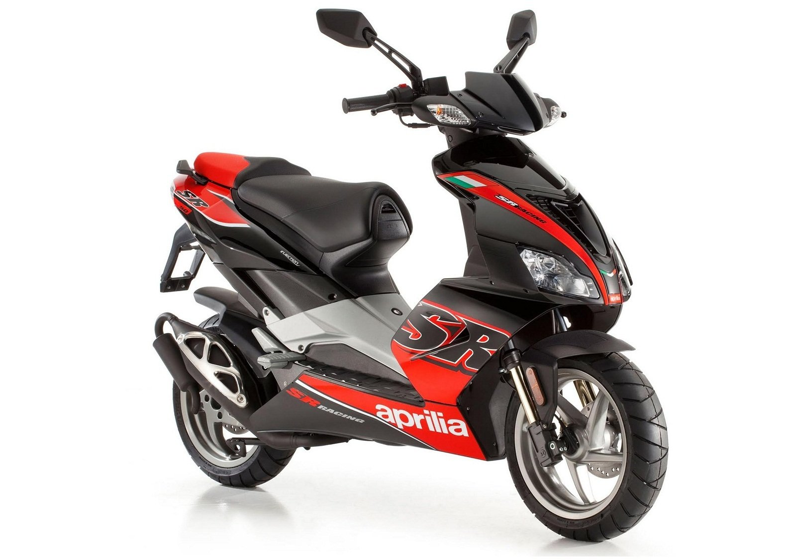 2012 aprilia sr 50 r review top speed. Black Bedroom Furniture Sets. Home Design Ideas