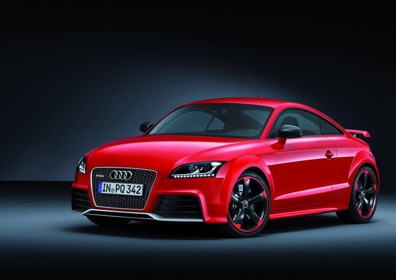 2012 Audi TT-RS Plus High Resolution Exterior Wallpaper quality - image 437641