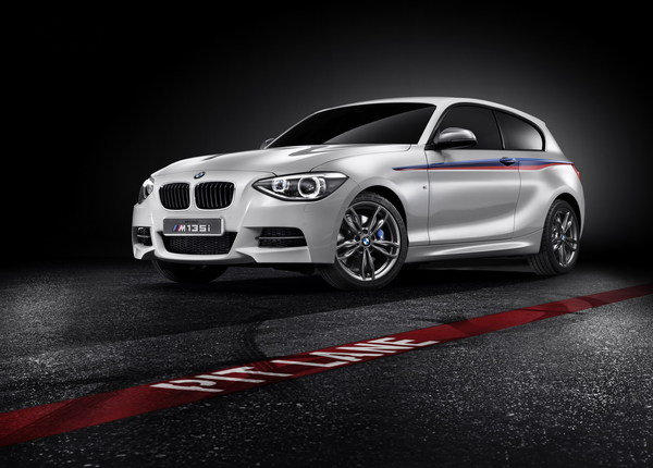 A Review of The 2012 BMW Concept M135i