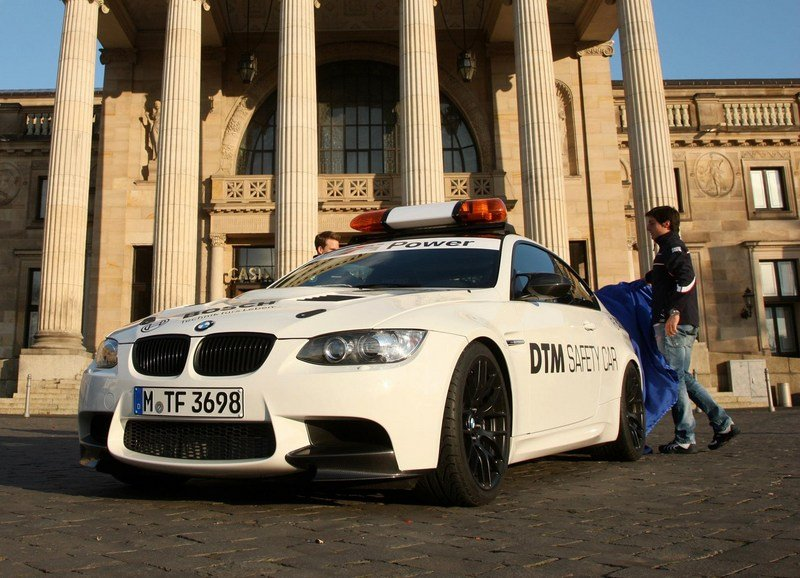 2012 BMW M3 DTM Safety Car