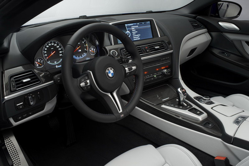 2013 BMW M6 Convertible Interior - image 437956