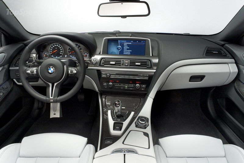 2013 BMW M6 Convertible High Resolution Interior - image 437957