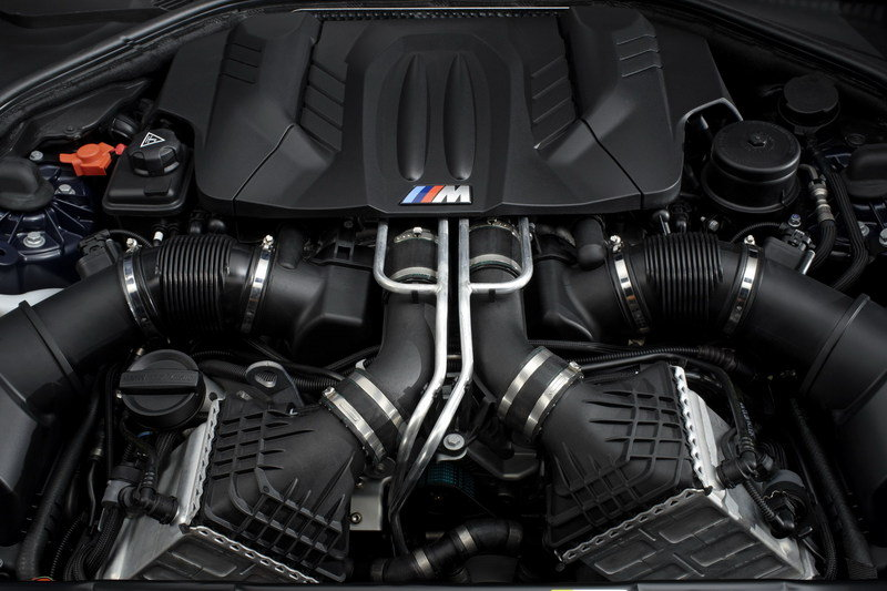 2013 BMW M6 Convertible High Resolution Drivetrain - image 437959