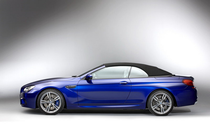 2013 BMW M6 Convertible High Resolution Exterior - image 437944