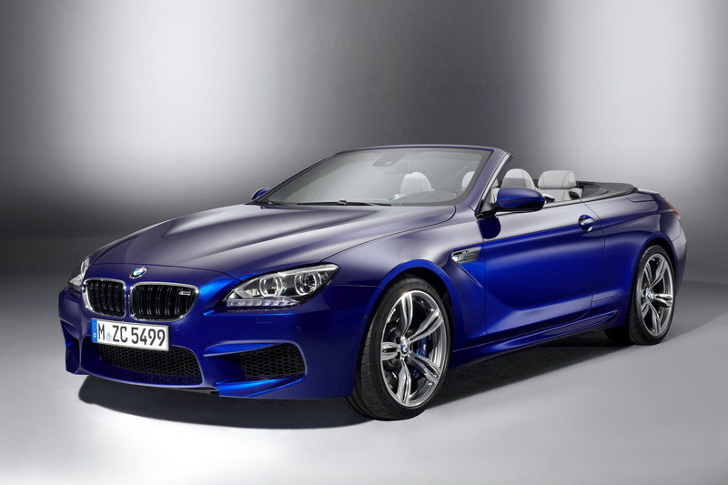 2013 BMW M6 Convertible High Resolution Exterior - image 437947