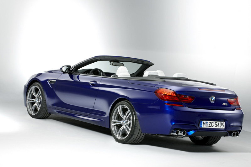 2013 BMW M6 Convertible High Resolution Exterior - image 437950