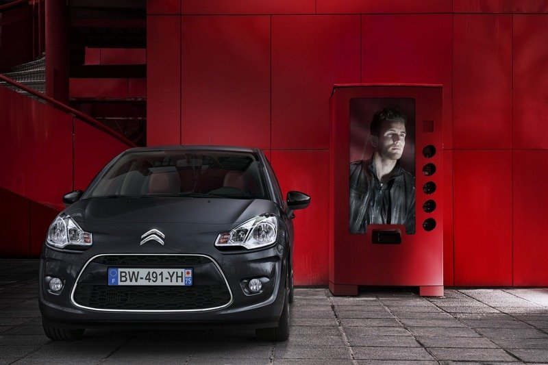 2012 Citroen C3 Red Block Special Edition