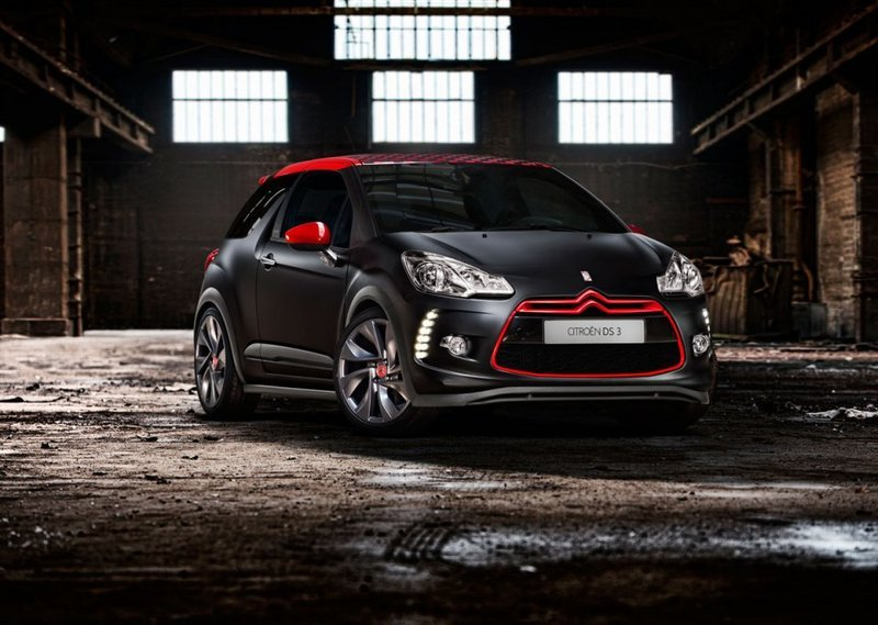 2012 Citroen DS3 Racing Sebastien Loeb Special Edition