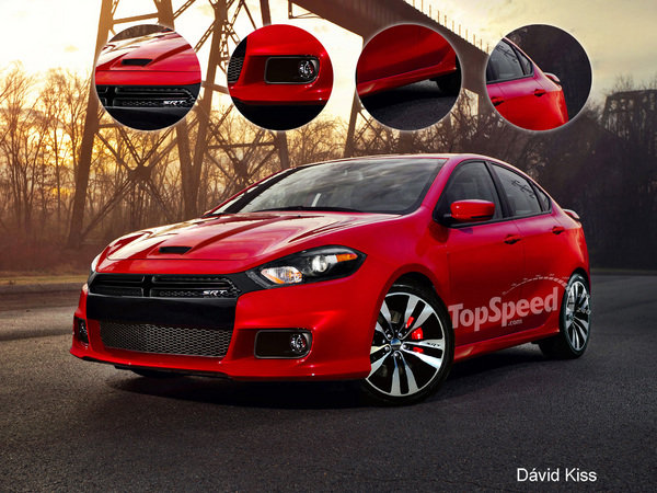 2012 Dodge Dart Srt4 Review Top Speed