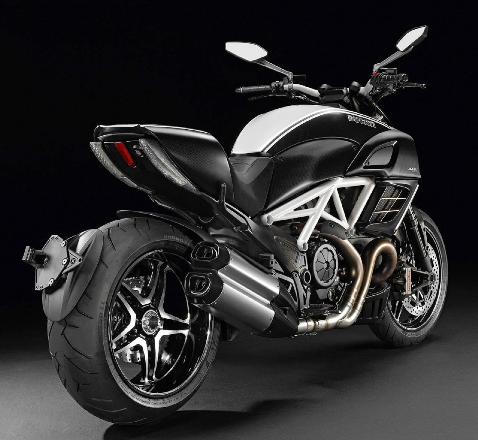2012 Ducati Diavel AMG - Picture 439424 | motorcycle ...