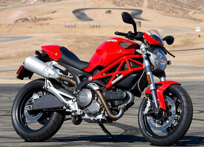 2012 Ducati Monster 696 High Resolution Exterior - image 440200