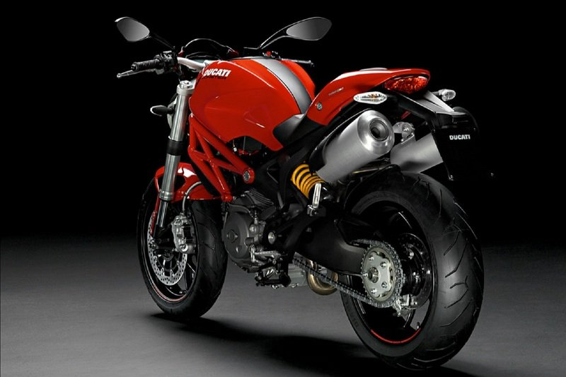 2012 Ducati Monster 796 High Resolution Exterior - image 440246