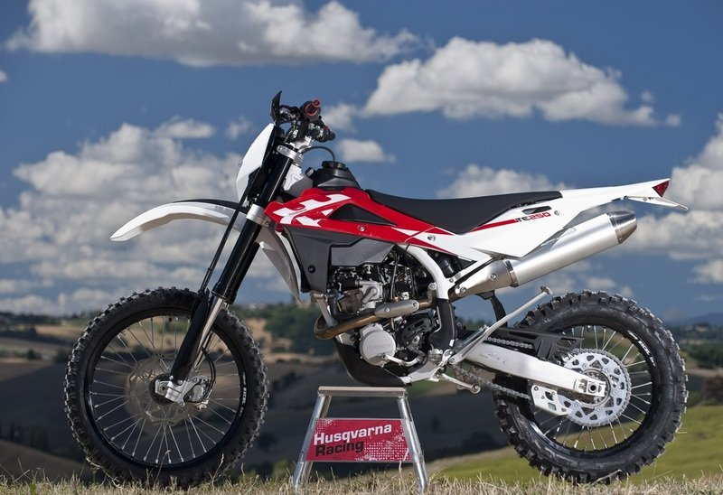 2012 Husqvarna TE250 High Resolution Exterior Wallpaper quality - image 437324