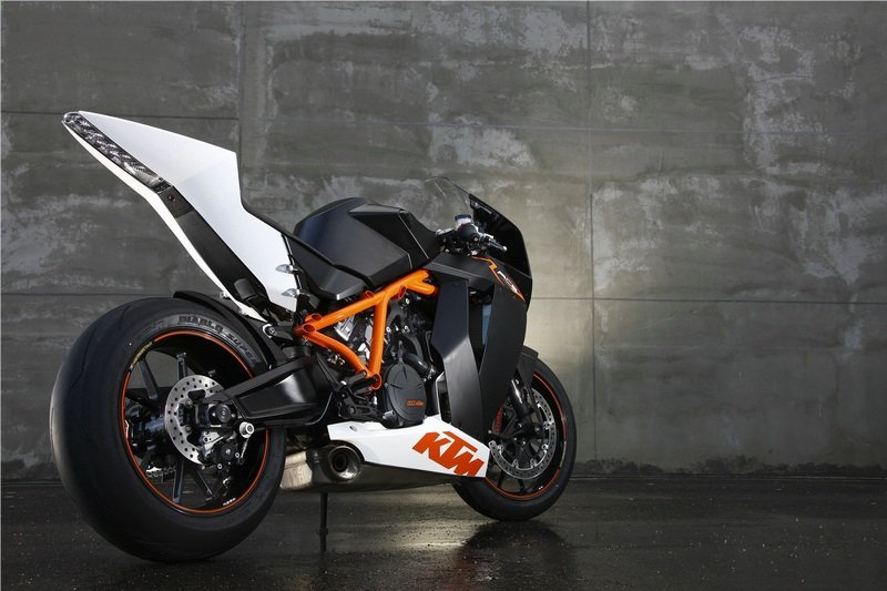 2012 KTM 1190 RC8 R High Resolution Exterior - image 436503