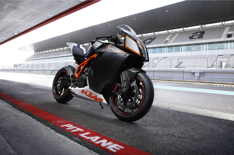 2012 KTM 1190 RC8 R High Resolution Exterior Wallpaper quality - image 436504