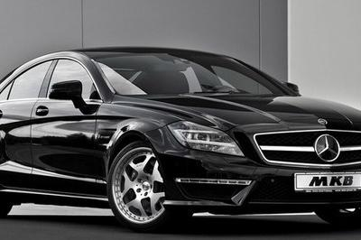 2012 Mercedes CLS 63 AMG by MKB