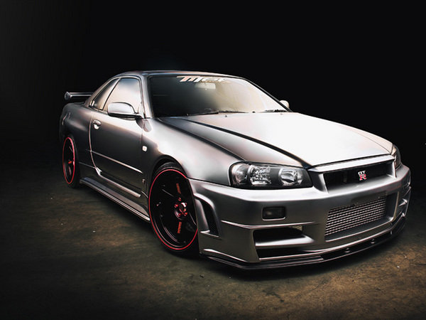 Nissan GTR Skyline R34 by SP Engineering