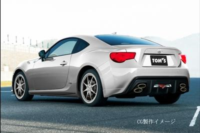 2012 Toyota GT 86 by TOMS