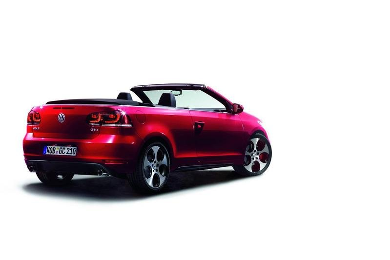 2012 Volkswagen Golf GTI Convertible High Resolution Exterior - image 440285