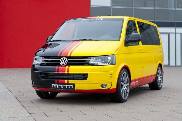 volkswagen t5 by mtm picture