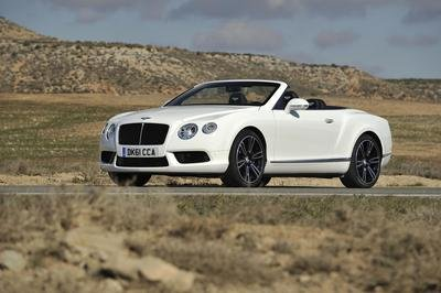2013 Bentley Continental GTC V8 - image 438817