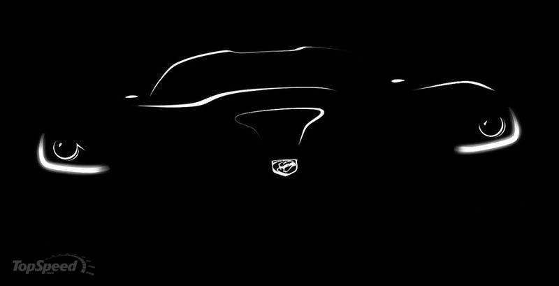 Another 2013 SRT Viper teaser released