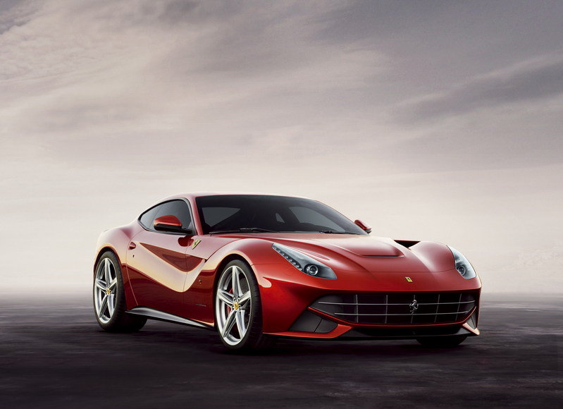 2013 Ferrari F12 berlinetta High Resolution Exterior Wallpaper quality - image 440297