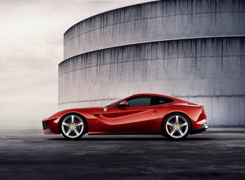 2013 Ferrari F12 berlinetta High Resolution Exterior - image 440299