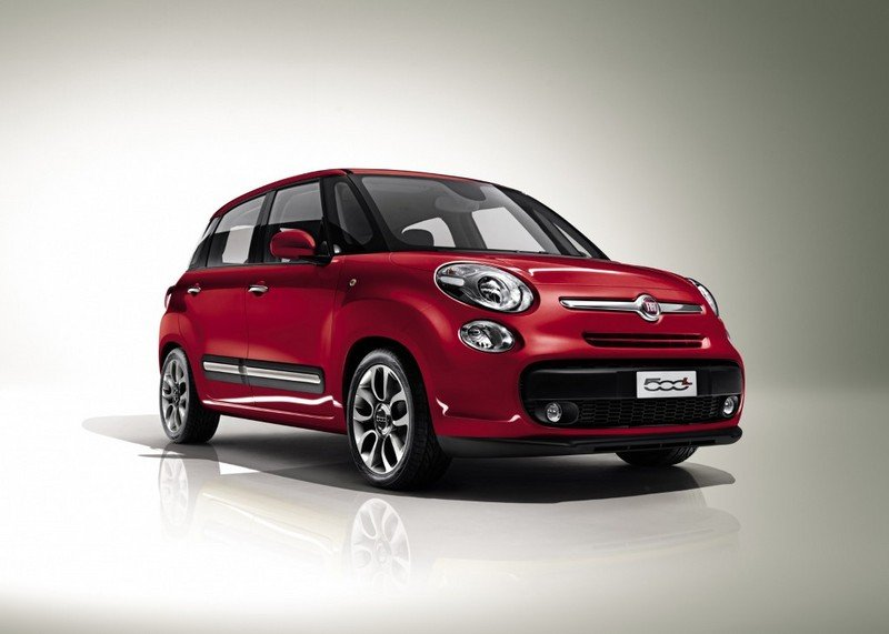 2013 Fiat 500L High Resolution Exterior - image 439124