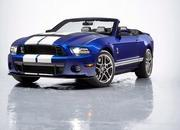 2013 Ford Mustang Shelby GT500 Convertible - image 437250
